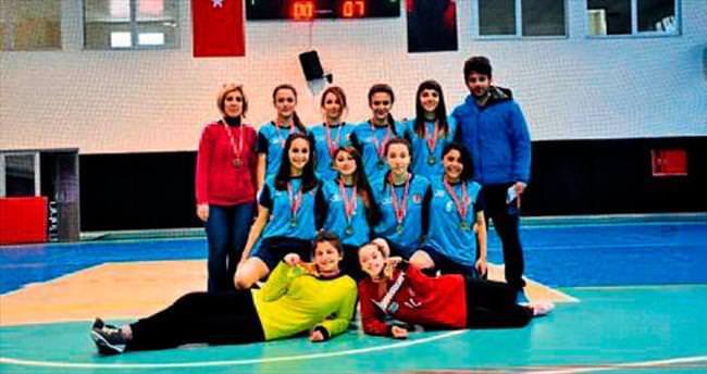 Futsal heyecanı son buldu