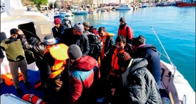 Ege'de tekne battı: 3'ü çocuk 7 ölü