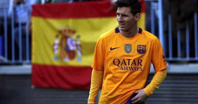 Real, Messi'den 3 kere eli boş dönmüş