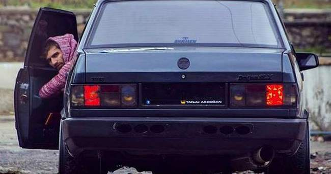 Şahin'e BMW motoru taktırdı, hız yapıp yakalandı!
