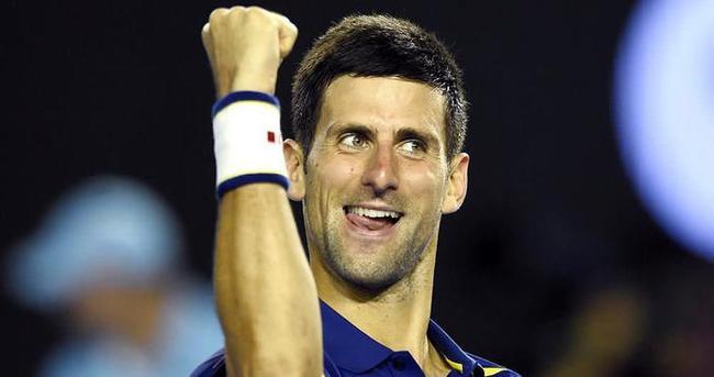Djokovic Avustralya Açık'ta 6. kez finalde