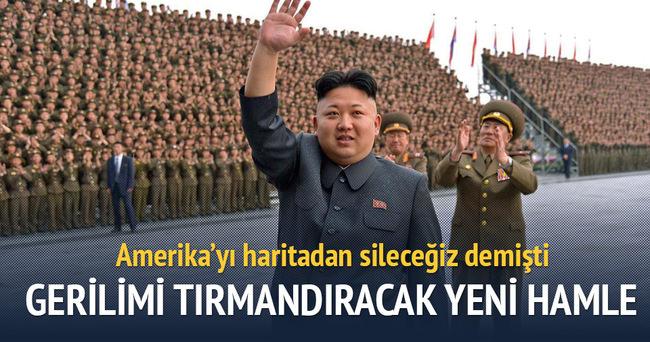 Kuzey Kore uzun menzilli füze denemeye hazırlanıyor