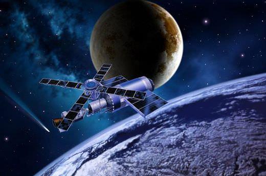 Türkiye uzayda uydusu olan 30 ülkeden biri