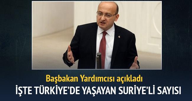 Türkiye'de 2 milyon 541 bin Suriyeli yaşıyor
