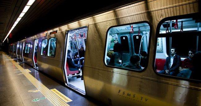 İstanbul'da raylı sistem taşımacılığı rekor kırdı
