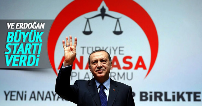 Erdoğan: Dünyayı başlarına yıkarız