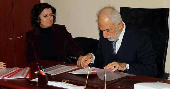 Kamu Başdenetçisi Ömeroğlu Yozgat'ta