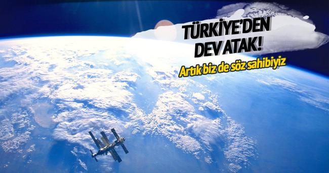 Türkiye uzayda da emin adımlarla büyüyor