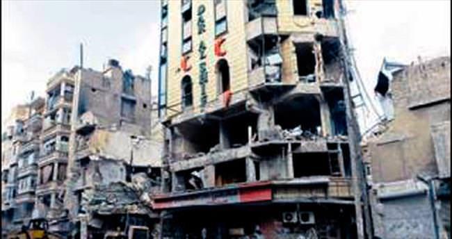 Bombalar 177 hastaneyi yıktı