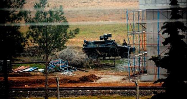 Askere ateş açan 5 DAEŞ'li öldürüldü
