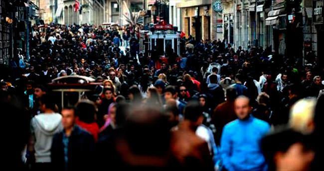 Türkiye'nin nüfusu 78.7 milyona çıktı