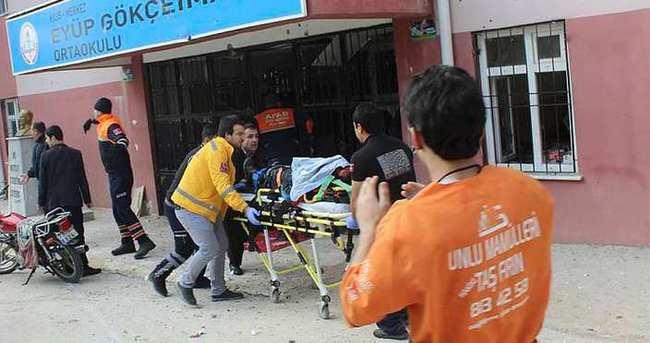 Kilis'te ağır yaralanan öğrenci hayatını kaybetti