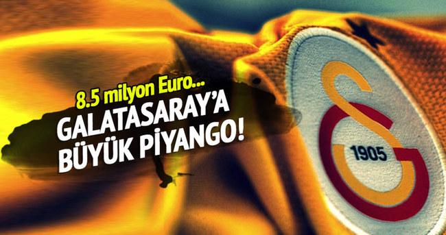 Galatasaray'a büyük piyango