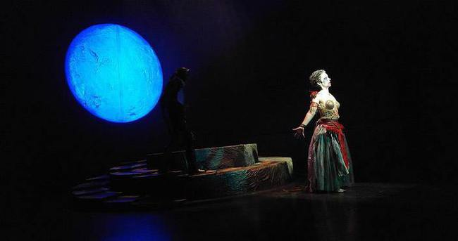 'Medea Kali' oyununun prömiyeri yapıldı