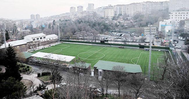 Beşiktaş Fulya Tesislerini yeniliyor