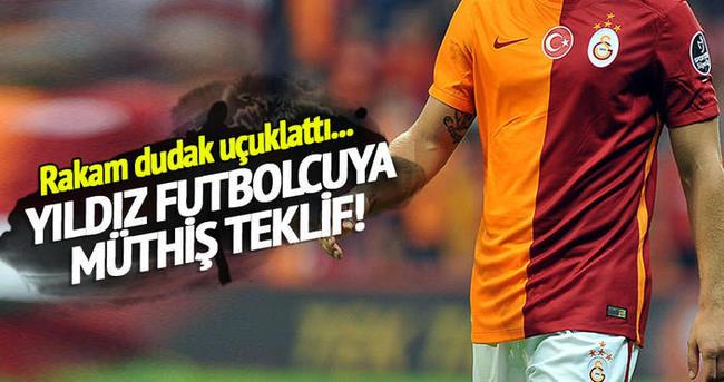 Lukas Podolski'ye 27 milyon Euro teklif