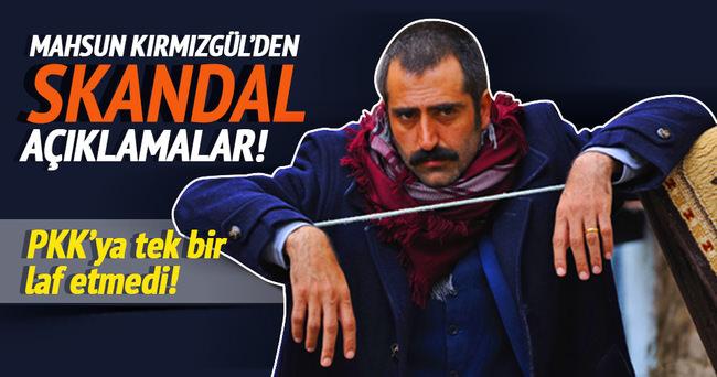 Mahsun Kırmızıgül sözde barış çağrısı yaptı, devleti suçladı!
