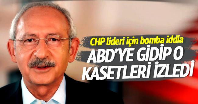 Kılıçdaroğlu hakkında flaş iddia