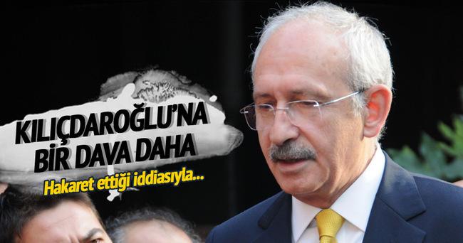 Kılıçdaroğlu'na bi·r dava da Sapanca'dan