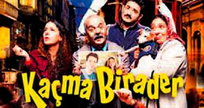 'Kaçma Birader'in afişi gün yüzüne çıktı