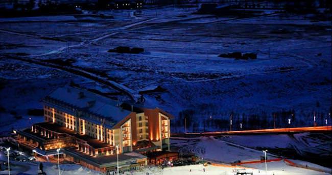 Kayseri ve Erzurum'un kayak atağı
