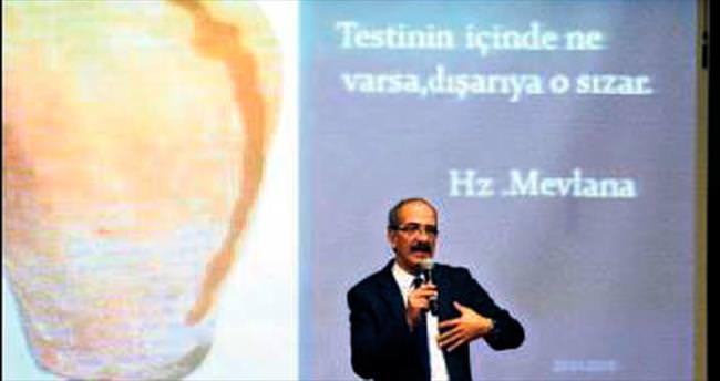 Yenimahalle'de iletişim semineri