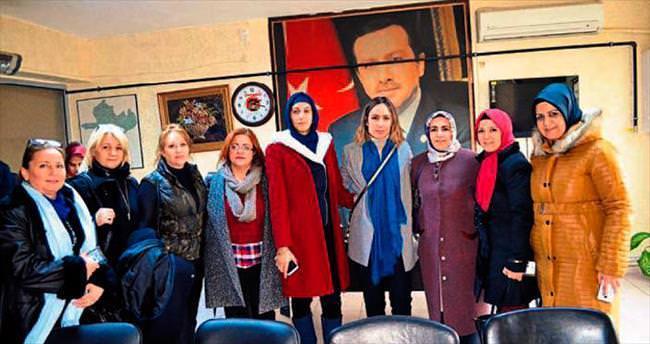 Kürt kadınların zılgıtlarını duymak istiyoruz