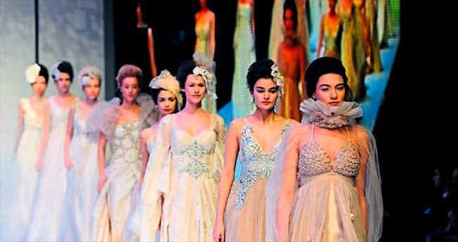 İzmir'in gurur tablosu IF Wedding Fashion