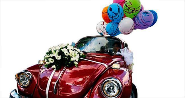 Düğün arabası deyip geçmeyin!