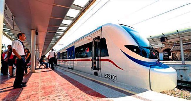 İZBAN'da 6 istasyon daha Şubatta hizmete giriyor