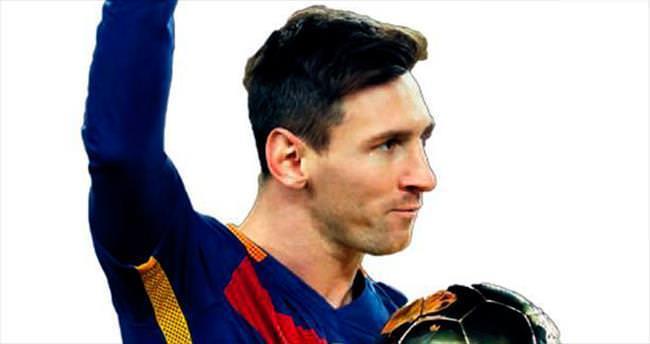 Lionel Messi için Figo modeli
