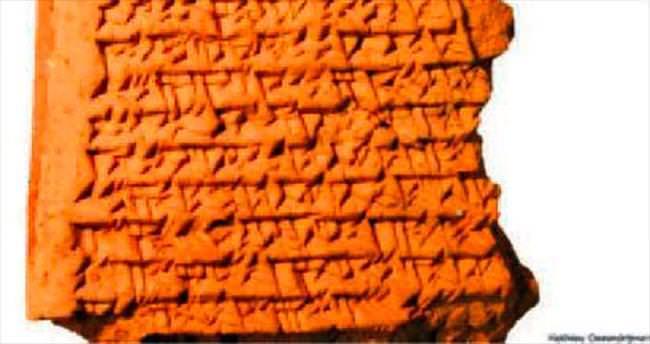 Geometriyi ilk kullanan Babillilerdi