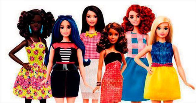 İsteyene Barbie artık 'balık etli'