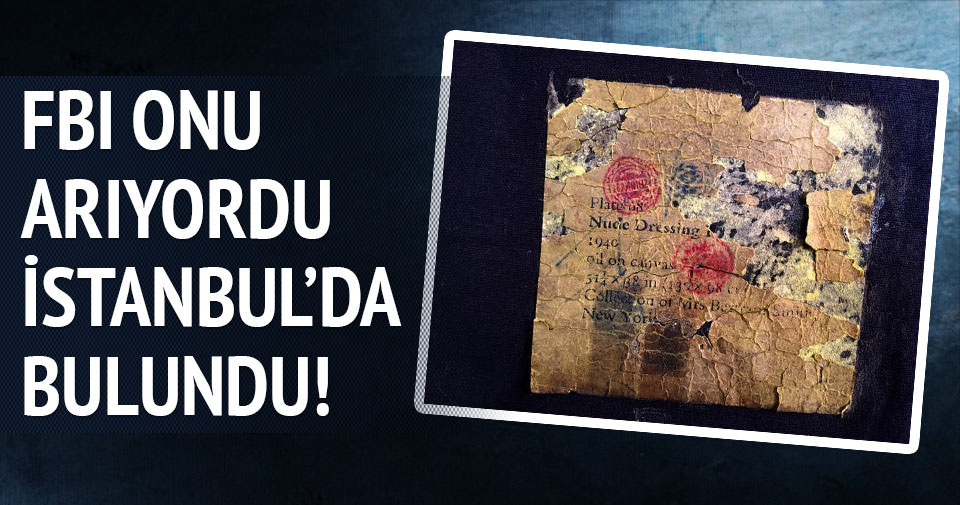 İstanbul'da Paplo Picasso operasyonu