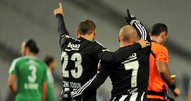 Beşiktaş kapalı gişe