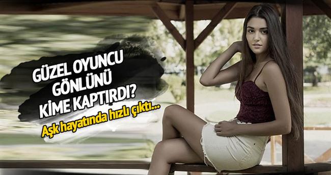 Hande Erçel kime abayı yaktı?