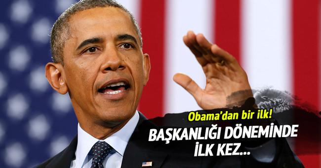 Obama'dan ABD'de ilk cami ziyareti