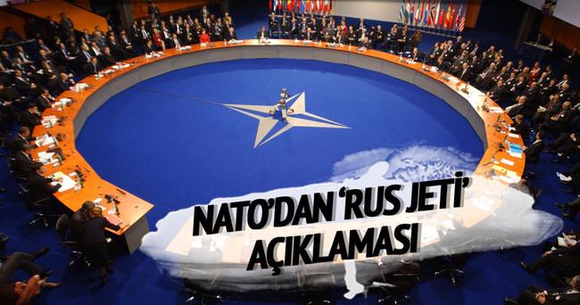 NATO'dan 'Rus Jeti ihlali' açıklaması!