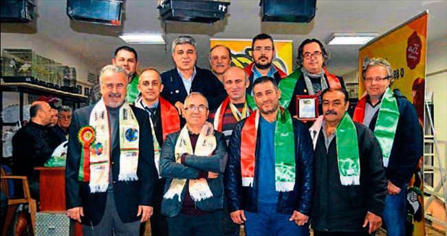 Dünya şampiyonu kanaryalar