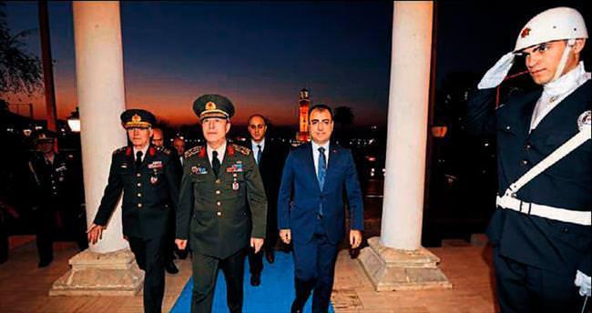 Genelkurmay Başkanı İzmir'de