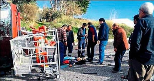 İtfaiye ekipleri yangına giderken ölümden döndü