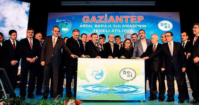 Gaziantep'te 320 milyonluk yatırım
