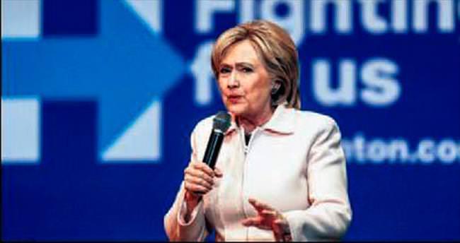Clinton'ın çok gizli e-postalarına yasak