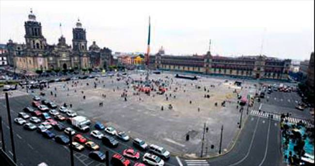 Mexico City'nin resmi ismi değişti