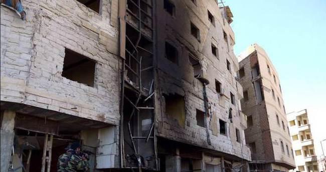 Şam'da bombalı saldırılar: 45 ölü