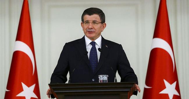 Başbakan Davutoğlu: Rusya'yı bir kez daha uyarıyorum