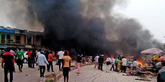 Nijerya'da saldırı: 65 ölü