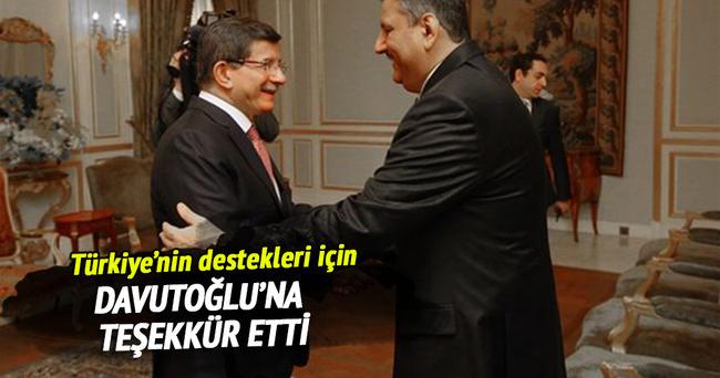 Muhaliflerden Türkiye'ye teşekkür