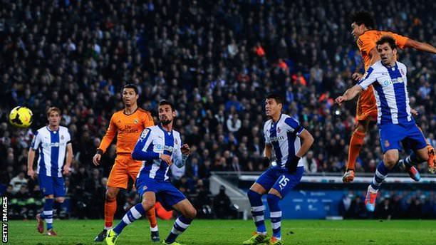 Real Madrid, Espanyol'u farklı yendi