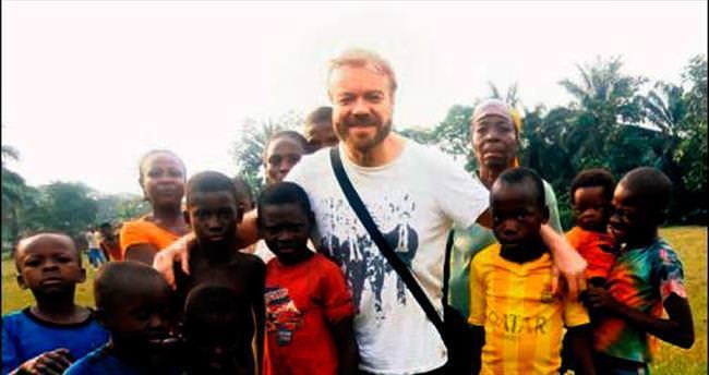 Kongo'yu keşfe çıktı